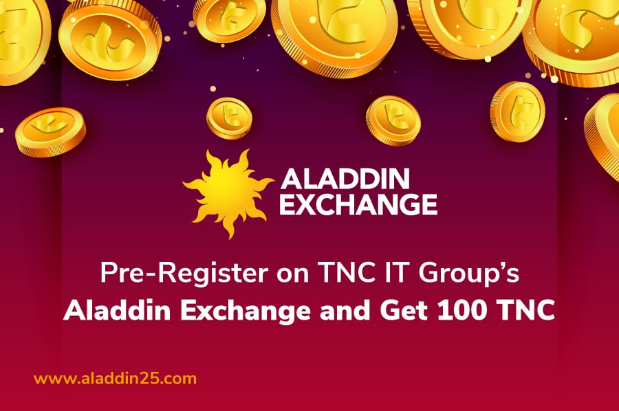 TNC IT <bold>Group's</bold> Aladdin Exchange pre-launch event begins