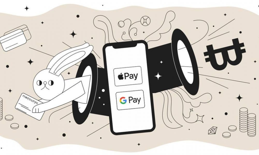 Fintech Company Mercuryo to Integrate Apple Pay and Google Pay for Cryptocurrency Purchases