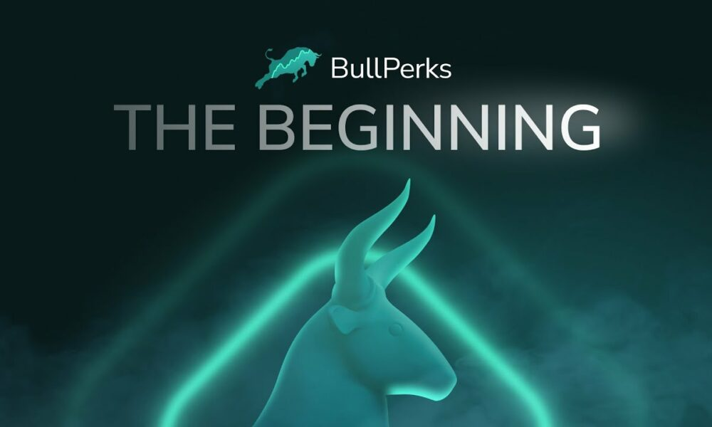 Become a part of decentralized VC with BullPerks - AMBCrypto