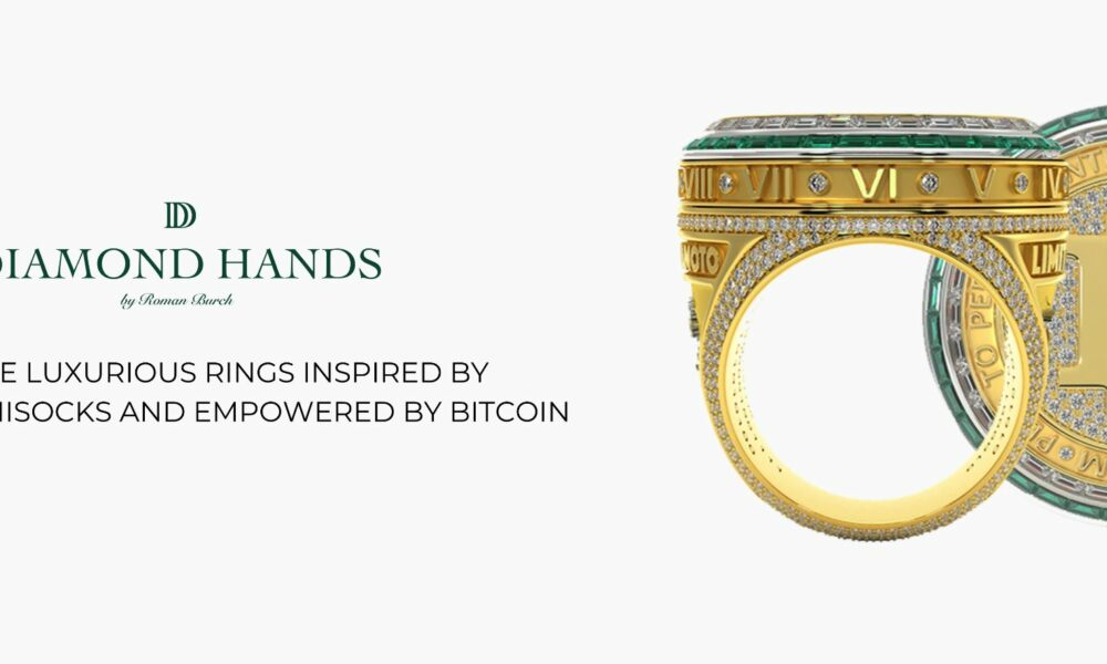 The luxurious rings inspired by UniSocks and empowered by Bitcoin - AMBCrypto